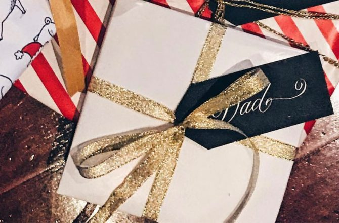 GIFTMAS GUIDE FOR DADS